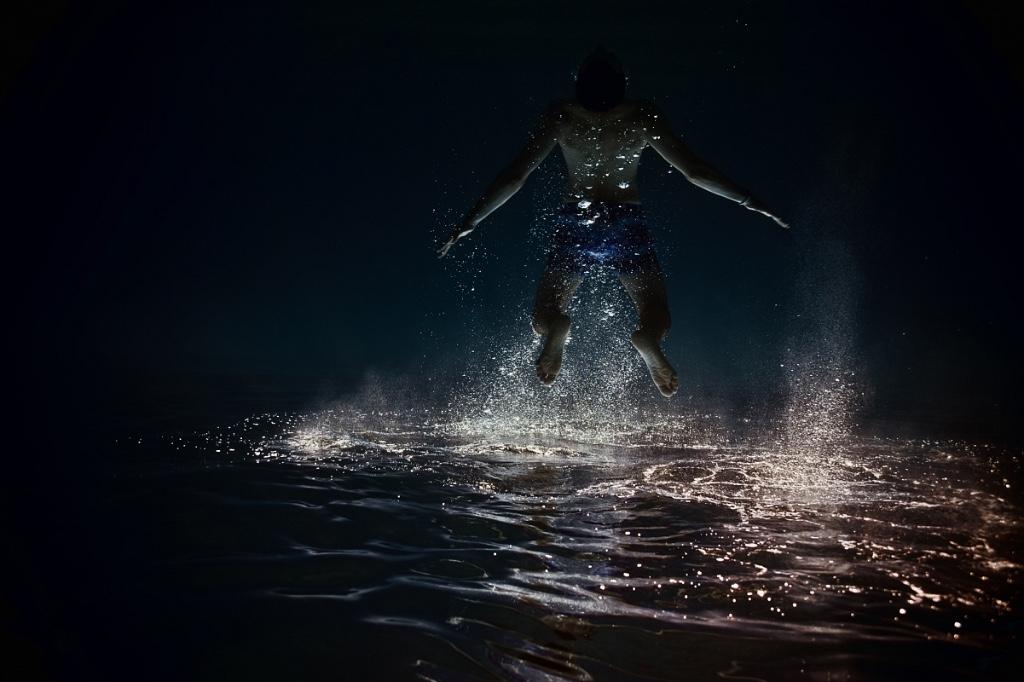 el fotografo del agua