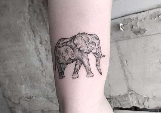 elefante tatuajes originales