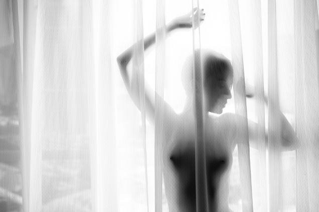 erotismo boudoir cortina
