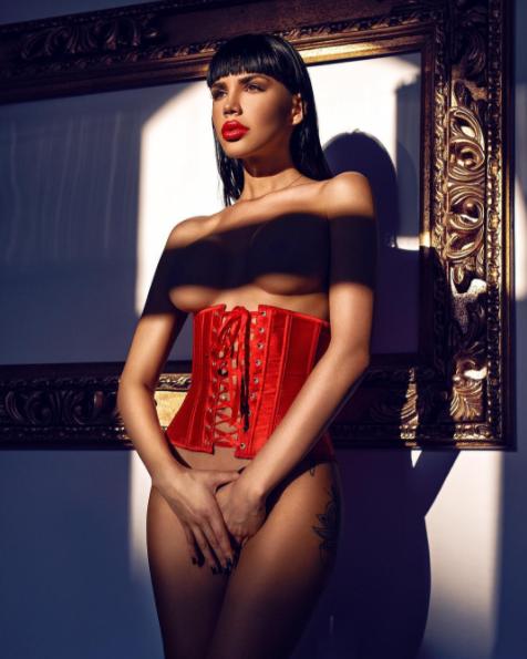 erotismo boudoir silviu