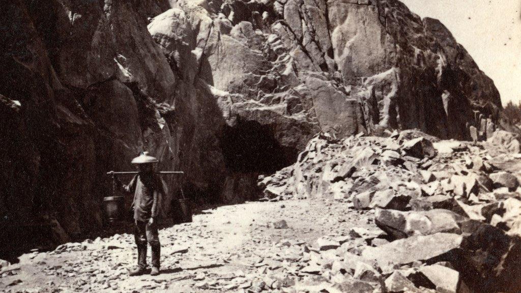 esclavos chinos forzado