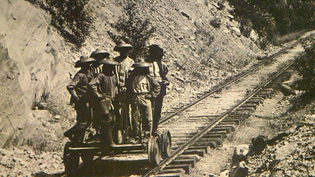 esclavos chinos trabajadores