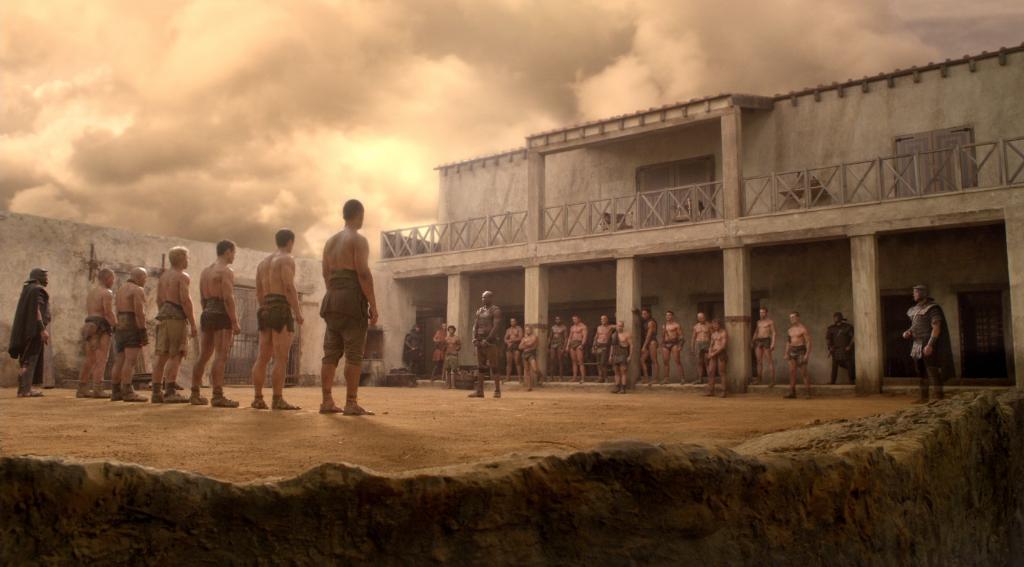 cosas que no sabías sobre los gladiadores mitos arena esclavos escuela de gladiadores
