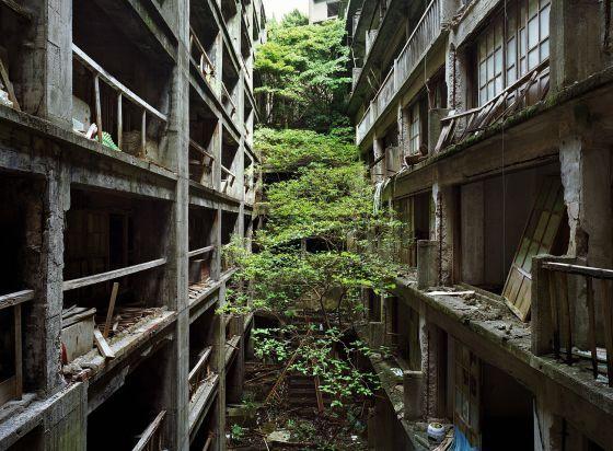 espacios abandonados