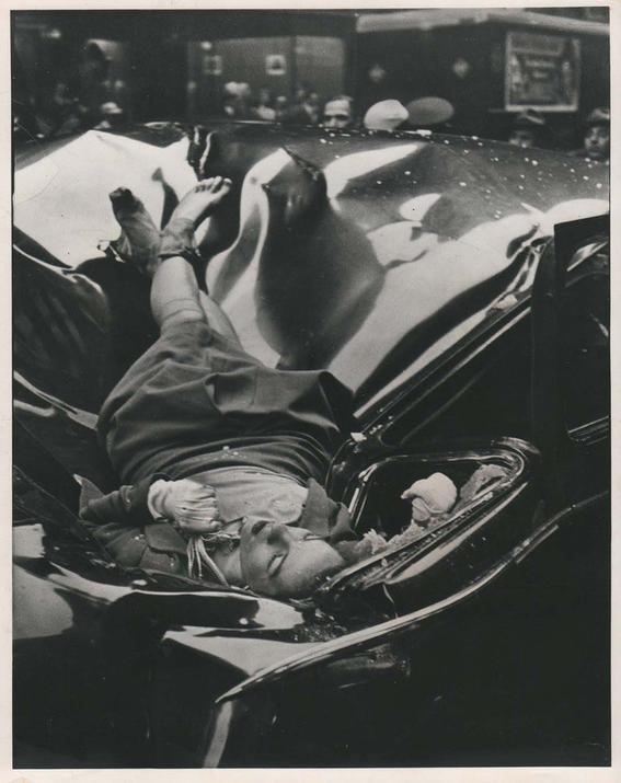sucidio de Evelyn McHale