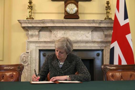inicia el brexit