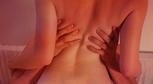 fantasias sexuales de hombres espalda