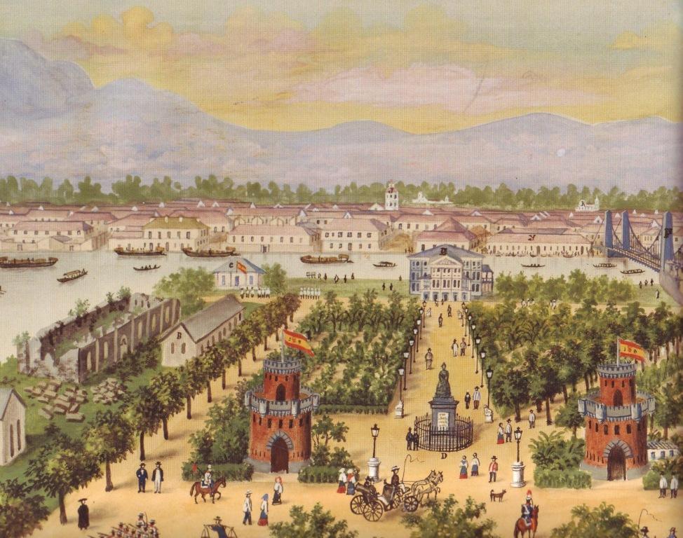 filipinas y la colonizacion