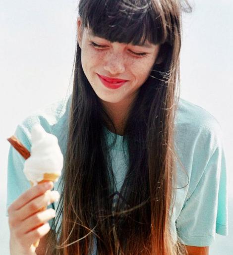 formas de alisar el cabello fashion