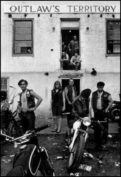fotografias de bikers bar