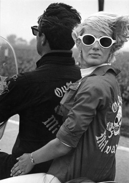 fotografias de bikers ella