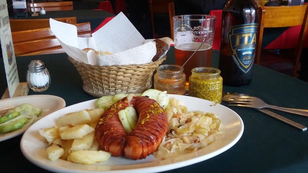 fritz comida alemana