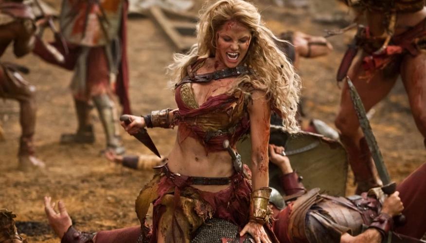 gladiadores mitos sobre mujeres