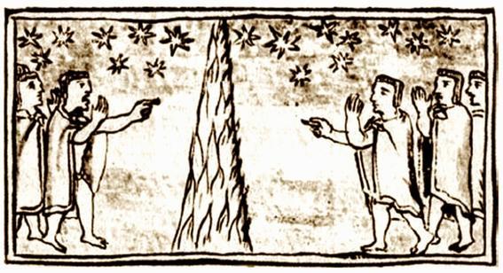 gran fuego Leyenda de los 8 presagios