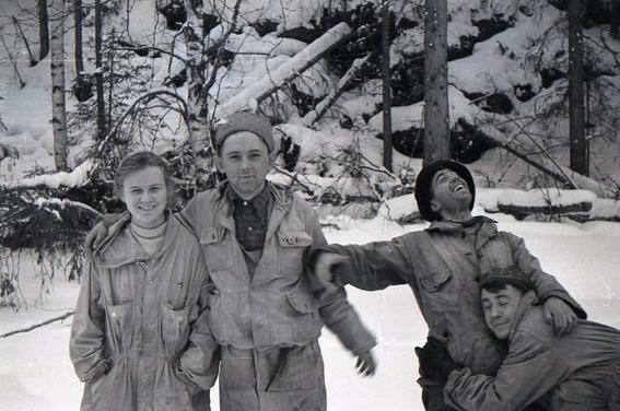 grupo exploradores rusos