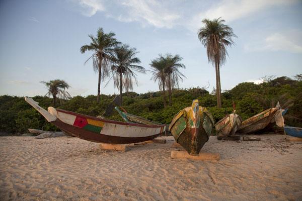 guinea bisau paises menos visitados