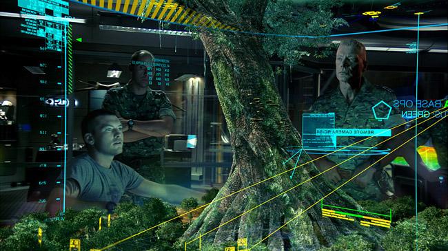 holograma proyecto avatar