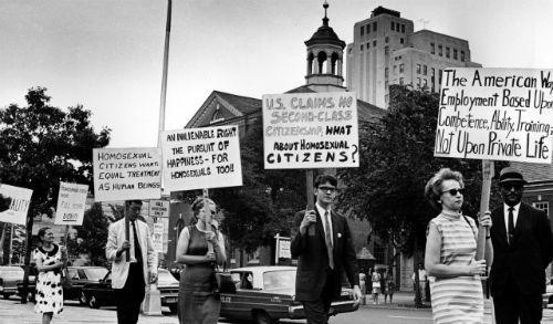 identificar a un homosexual derechos