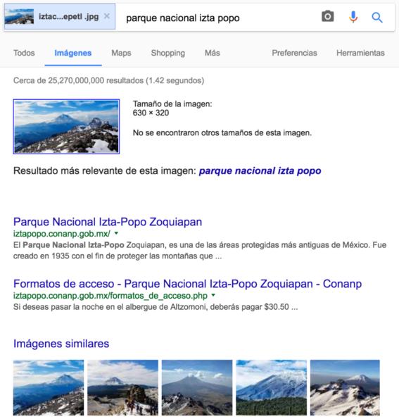 imagenes tips de busqueda en google
