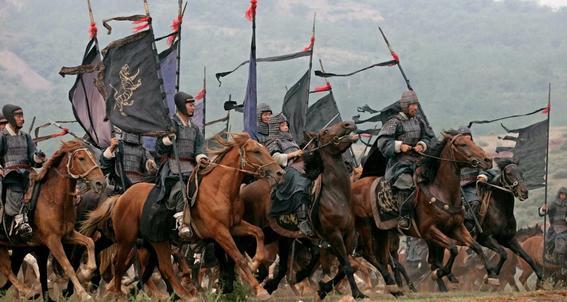 imperio mongol batallon