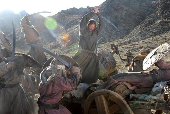 imperio mongol batalla