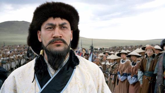 imperio mongol serie