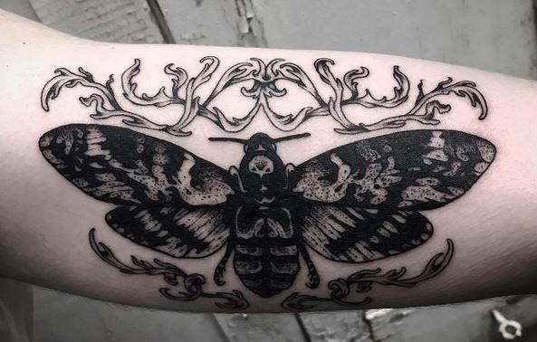 insecto tatuajes originales