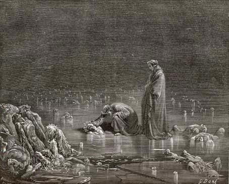 ira Dante Alighieri