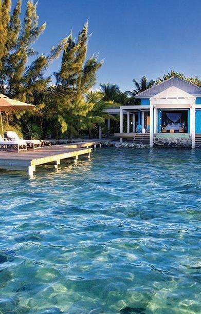 Islas privadas que puedes visitar sin importar que no seas for Hoteles en islas privadas