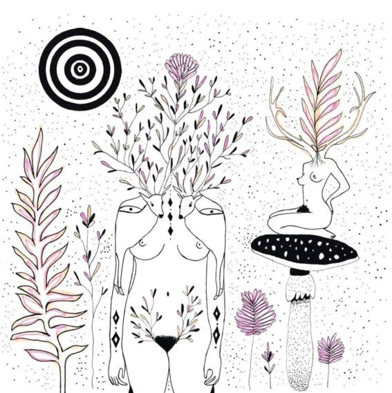 jardin conexion con la naturaleza