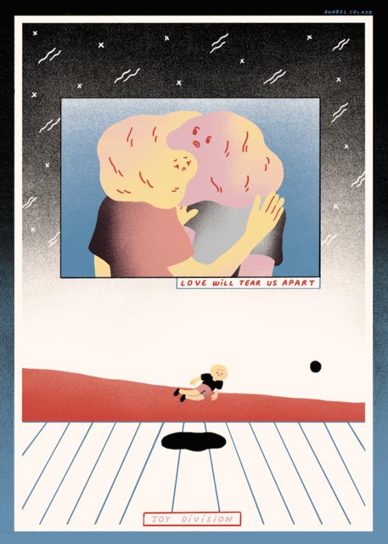 ilustraciones de Hits with tits