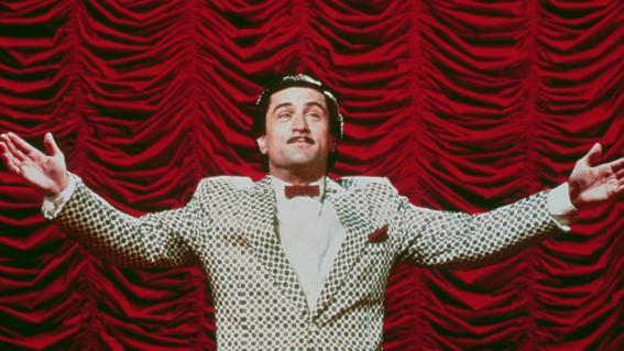 el rey de la comedia martin scorsese