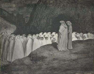 limbo Dante Alighieri
