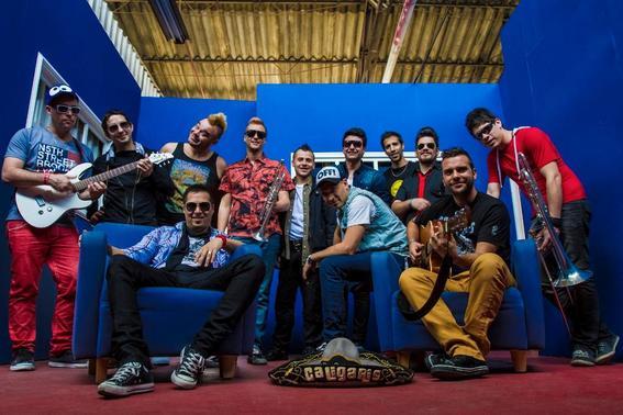 bandas internacionales vive latino