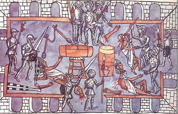 lucha mitos del mexico prehispanico