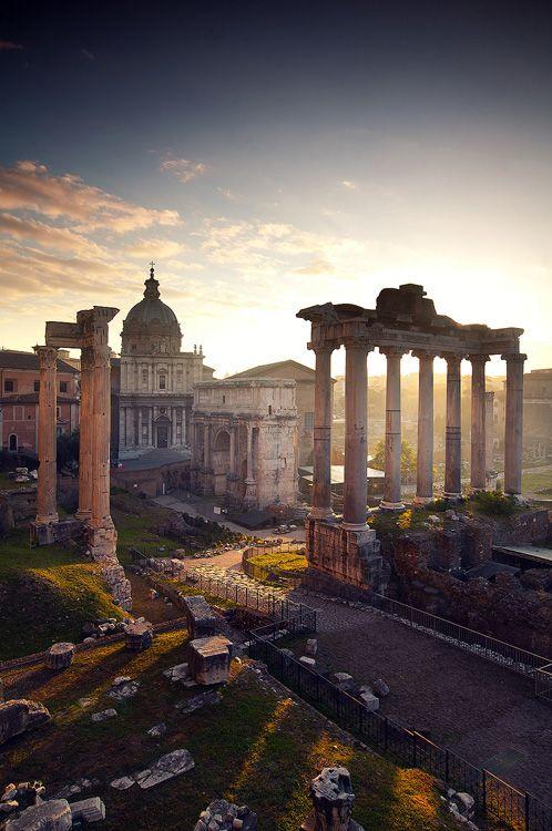 lugares economicos para vacacionar roma