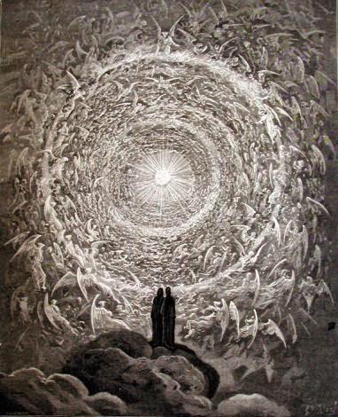 lujuria Dante Alighieri