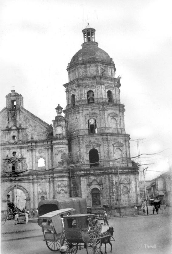 manila filipinas historia
