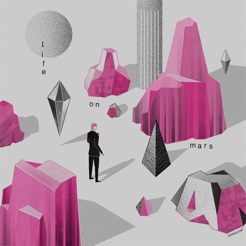 mars ilustraciones sarcasticas