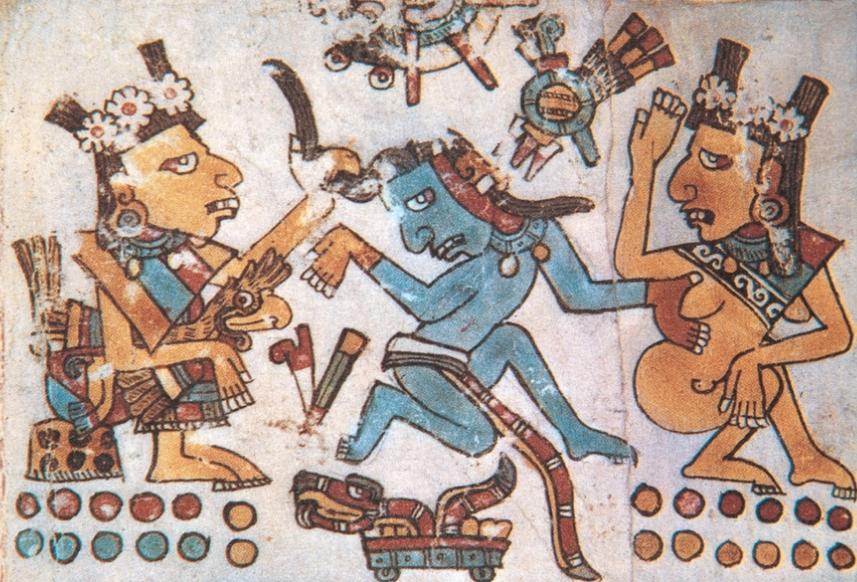 masturbacion ritual sagrado mayas