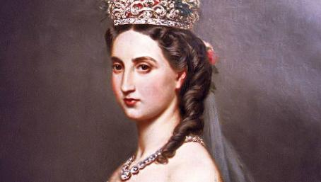 La trágica historia de amor y locura de los emperadores de México