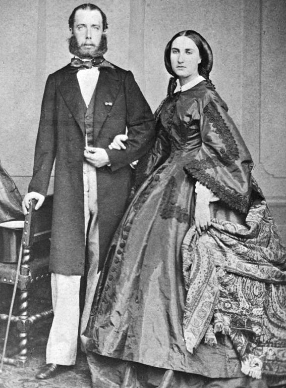 Maximiliano de Habsgurgo y Carlota