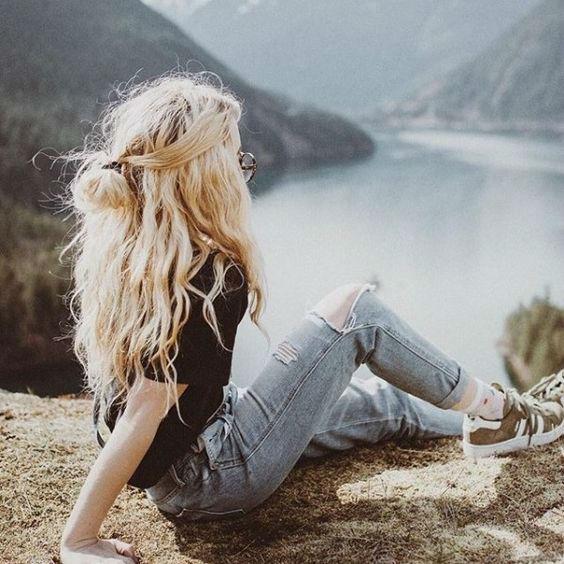 messy hair montana