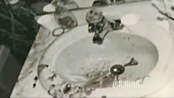 misterioso crimen lavabo