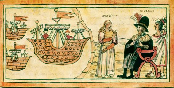 mitos del mexico prehispanico malinche