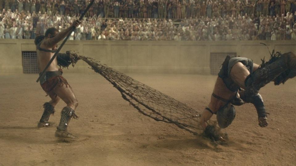 mitos sobre los gladiadores redes