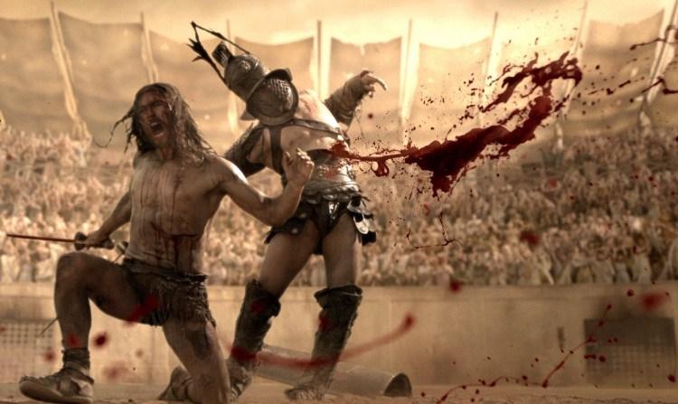mitos sobre los gladiadores sangriento