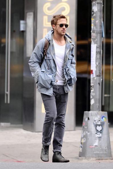 mocila look de ryan gosling
