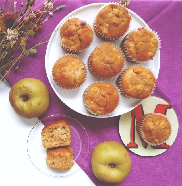muffins recetas faciles