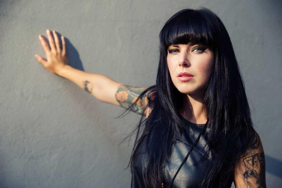 mujeres indie rock